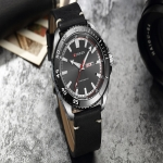 CURREN Leather Watch for Men-3038