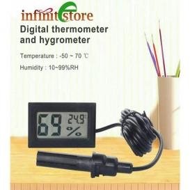 Digital Incubator Hygrometer Humidity Temp-2080