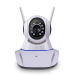 Double antenna Camera wireless IP camera WIFI Megapixel 960p HD indoor Wireless Digital Security CCTV IP Camera -2125