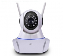 Double antenna Camera wireless IP camera WIFI Megapixel 960p HD indoor Wireless Digital Security CCTV IP Camera -2125