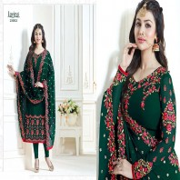 Lavina Hit List Vol-21 Georgette Embroidery Suits-dr104