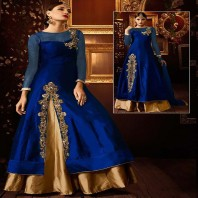 India Anarkali Umbrella Frocks Salwar Kamiz-dr107