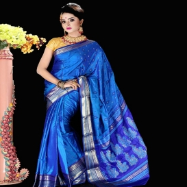 Eid collection new designer saree - 4664