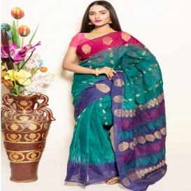 Eid collection new designer saree - 4666
