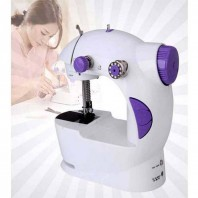 4 in 1 Eletrict Mini Hand Sewing Machine with LED light