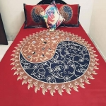 Exclusive Bed Sheet-4704