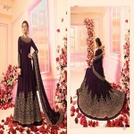 Exquisite Purple LT F Nitya-986
