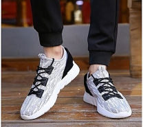 Fashion Men Running Shoes Lightweight Sports Shoes Summer Breathable Jogging Sneakers For Men - 953