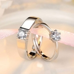 Jewelry Couple Finger Ring-jw5005