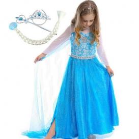 Frozen Elsa Dres-3037