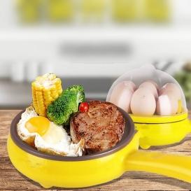 Multifunctional Egg boiler and Fry pan-2037