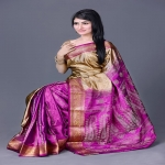 Gorgeous Soft Silk Sharee 535