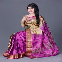 Gorgeous Soft Silk Sharee 535