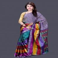 Gorgeous Soft Silk Sharee 600