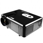 CL720 CL720D Cheerlux LED Projector 3000 Lumens 1280 x 800 HD LCD Projector TV Interface For Cinema Home Entertainment-2137