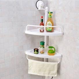 Hi Quality 2 pieces Bathroom Shalves 668