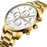 NIBOSI Watch Women And Men Watch Top Brand Luxury Famous Dress Fashion Watches Unisex Ultra Thin Wristwatch Relojes Para Hombre 3326