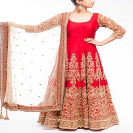 Indian Soft Georgette DR72