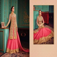 Indian Designer Embroidery Dress -4040