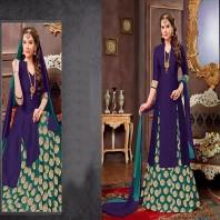 Indian Designer Embroidery Dress-4625