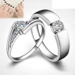 Jewelry Couple Finger Ring -jw5027