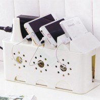 Multifunctional Wire Box and Mobile Holder-2038