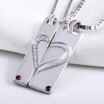 Couples Necklace-jw5025