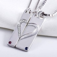 Couples Necklace-jw5025