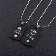 Couples Necklace-jw5026