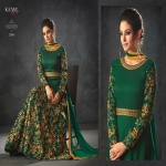 Karma Trendz Series Wholesale Anarkali Style Salwar Suit-4622