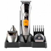 Kemei CordCordless 7In 1 Multi-Functional Hair Trimmer & Shaver-1221