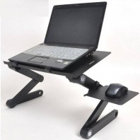 Laptop Table With Cooling Fan # 206