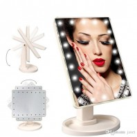 Large Vanity Makeup Mirror with LED Light-1250