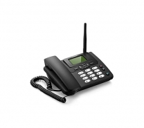 LATEST SINGLE SIM DESKTOP PHONE WITH FM RADIO AND SUPPORT ALL GSM NETWORK SIM CARD-325