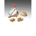Master Kitchen Stainless Steel Roti Maker - Silver728