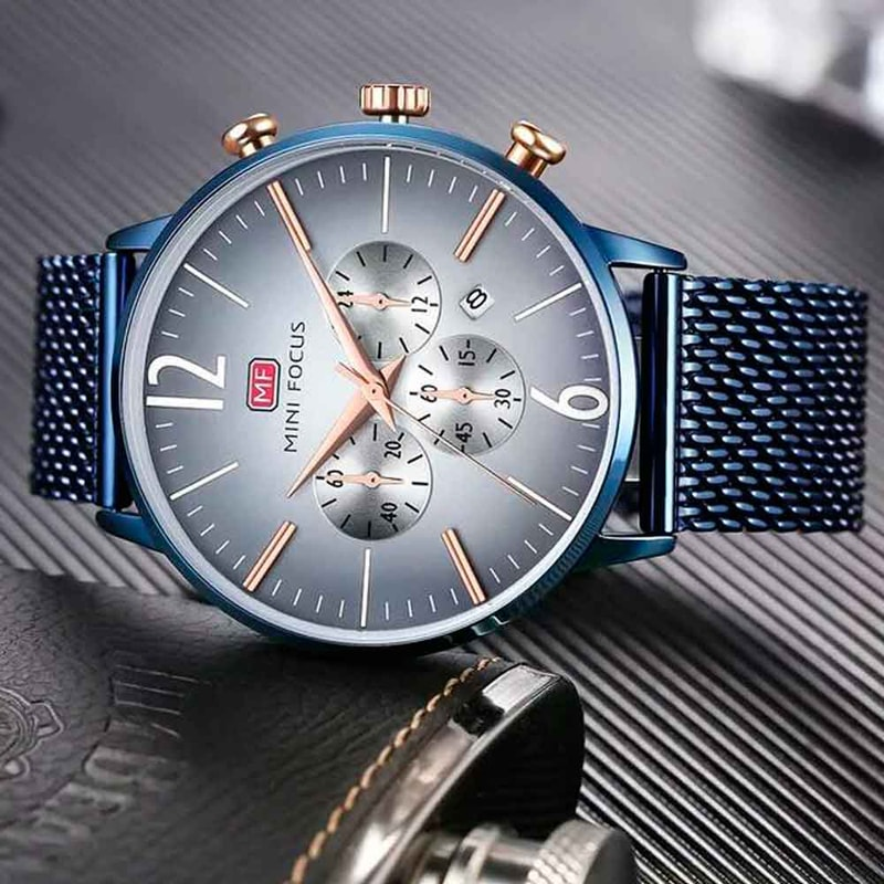 11a48d63f ... Feature:Water Resistant,Auto Date,Chronograph ...