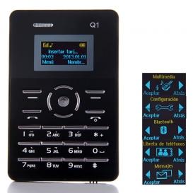 Mini Pocket Card Cell Phone-358