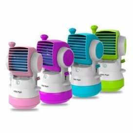 mini water spray fan -2107