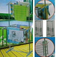 Multi Functional Mobile Folding Racks-1008
