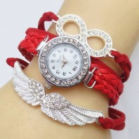 Multicolored Birds Wings special watch -3078