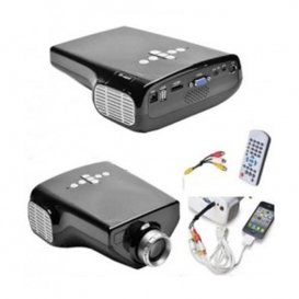 Multimedia Dolphin LED 1080p Projector-2139