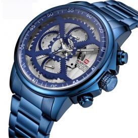NAVIFORCE Mens Sports Watches-3267