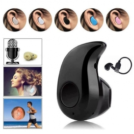 New Mini Wireless In Ear Headset Earphone307