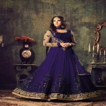 New Readymade New Designer Indian/Pakistani Bollywood Anarkali Suit -4635