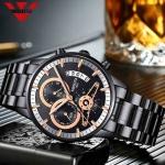 NIBOSI Men Watches Luxury Top Brand Men Watch-3175