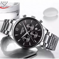 NIBOSI New Style Men Watches Men's Fashionable Casual Dress Watch Quartz Wristwatches Saat Luxury Watch For Male-3167