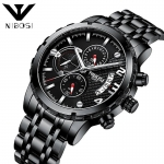 Nibosi NIBOSI Relogio Masculino Men Watches Luxury Famous Top Brand Mens Fashion Casual Dress Watch Military Quartz Wristwatches 3296