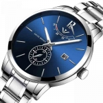 NIBOSI Relogio Masculino Relojes Gold Watch Mens Watches Top Brand Luxury Sport Quartz Watch Business Waterproof Wristwatch-3197