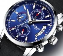 NIBOSI Relojes Mens Watches Top Brand Luxury Sport waterproof Quartz Watch Man Fashion Luxury Business Clock Relogio Masculino-3299