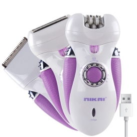 Nikai 4 In 1 Lady Shaver-1245